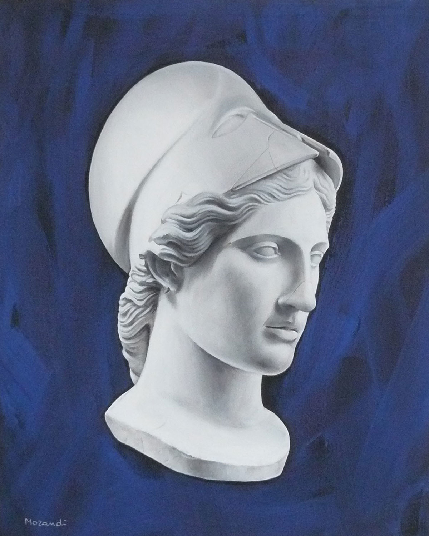 Athena,-2009,-40x50,acrilico-su-tela.