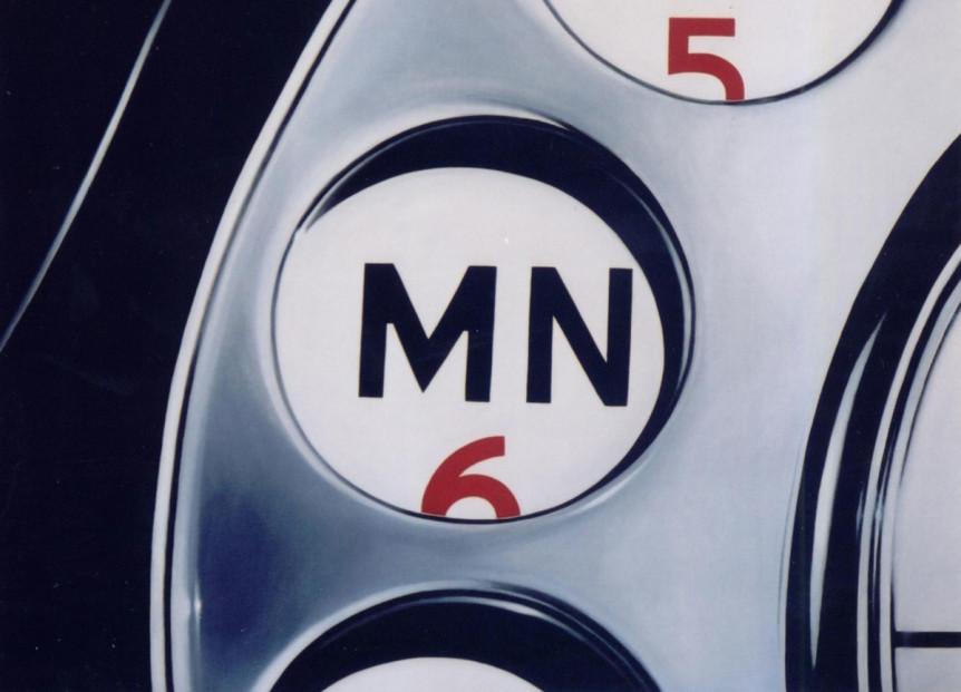 DIAL-M-FOR-MURDER-(il-delitto-perfetto)-2005,100x80,-acrilico-su-tavola-telata