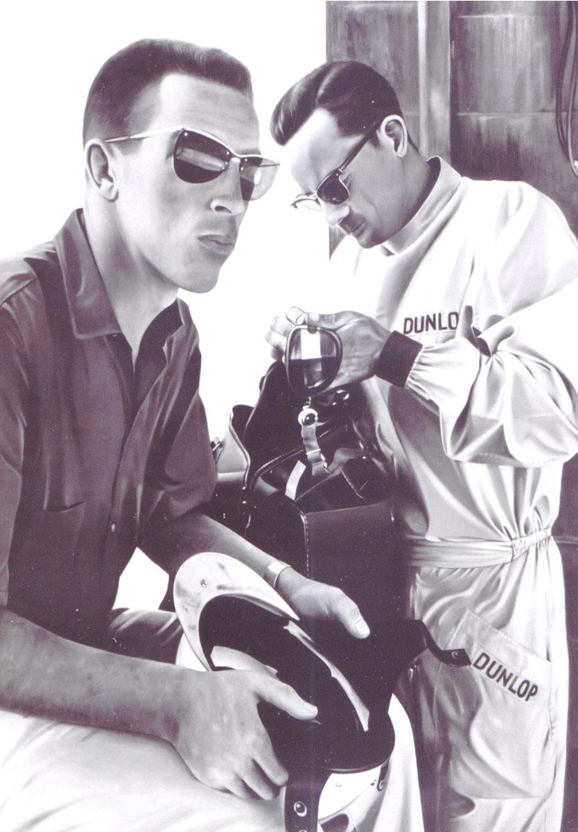 Sebring-Grand-Prix-1959-(Ginther-Hill),-2005,-130x93,-acrilico-su-tela-(400-dpi)